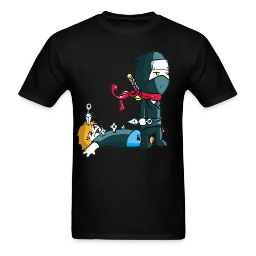 Ninja S ranked mission - Men's T-Shirt