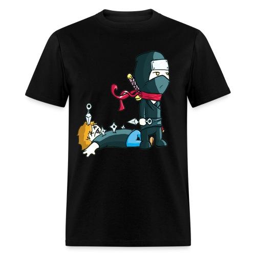 Ninja S ranked mission - Men's T-Shirt