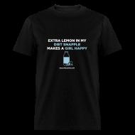 T-Shirts ~ Men's T-Shirt ~ EXTRA LEMON