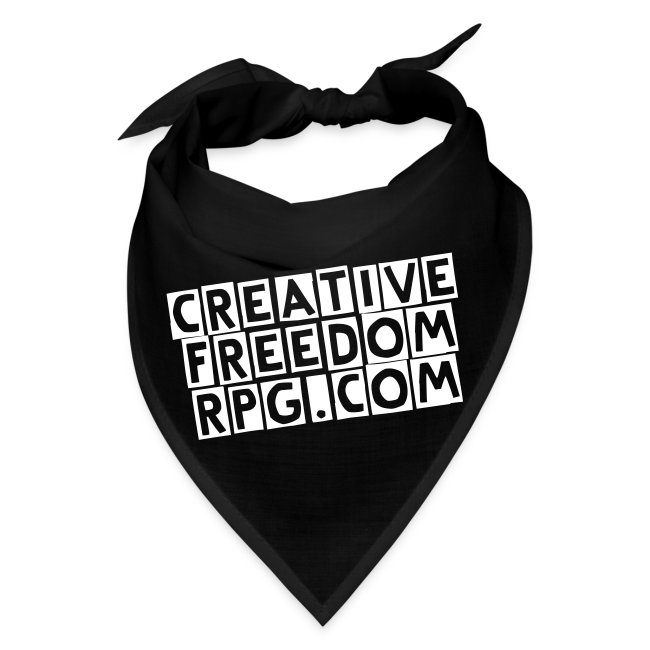 Creative Freedom Bandana