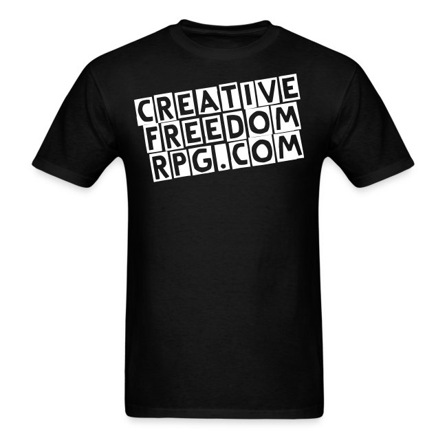2011 Creative Freedom T-Shirt