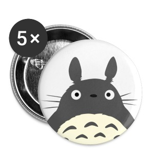 [MISC] Totoro - Small Buttons