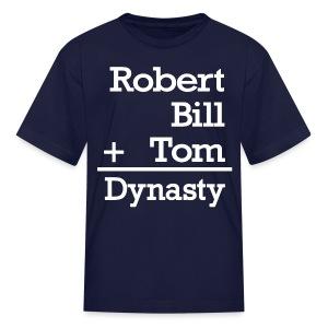 Dynasty Builders - Kids' T-Shirt