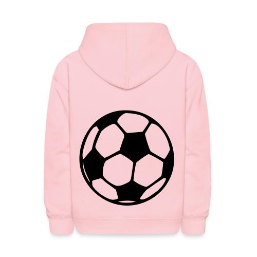 kids soccer sweatshirt - Kids' Hoodie