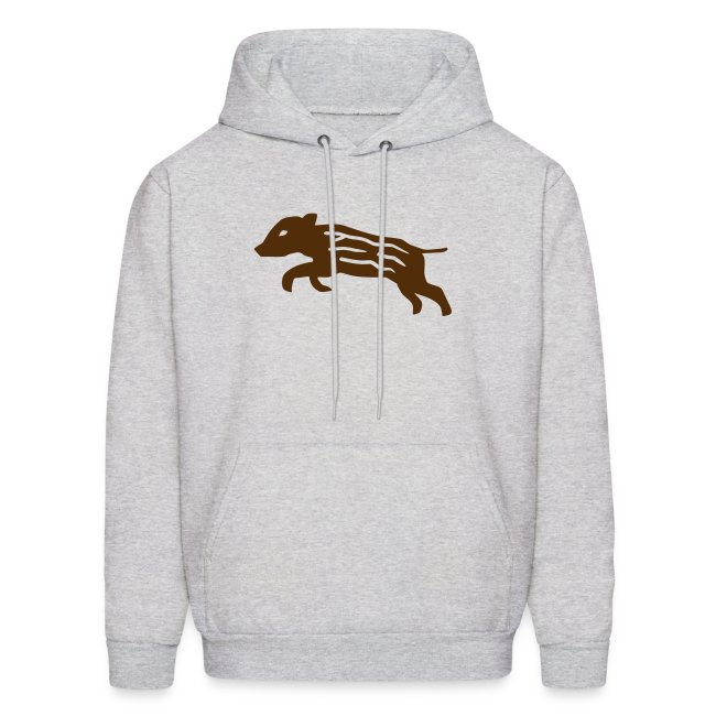 hoodie baby wild boar hunter hunting forest animals nature pig rookie shoat