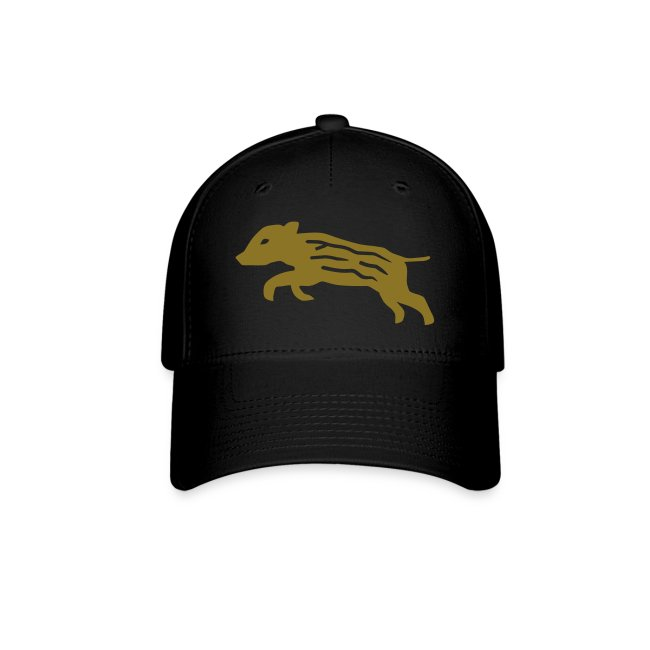 baseball cap baby wild boar hunter hunting forest animals nature pig rookie shoat