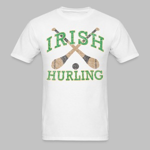 Irish Hurling - Men's T-Shirt