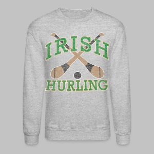 Irish Hurling - Crewneck Sweatshirt