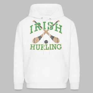 Irish Hurling - Men's Hoodie