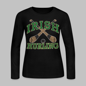 Irish Hurling - Women's Long Sleeve Jersey T-Shirt