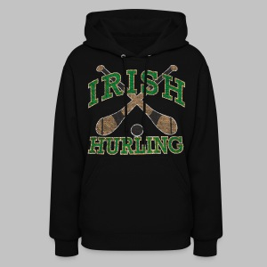 Irish Hurling - Women's Hoodie