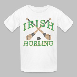 Irish Hurling - Kids' T-Shirt