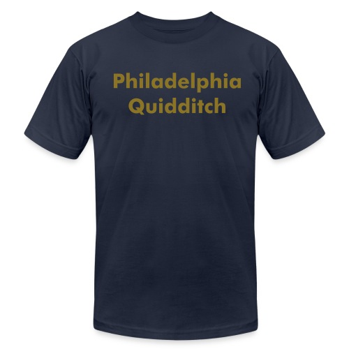 philly quidditch - Men's  Jersey T-Shirt