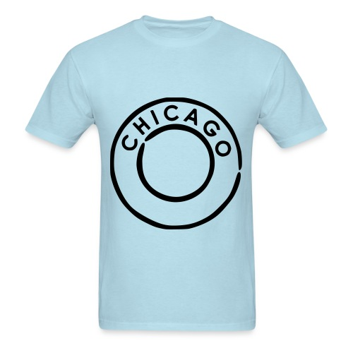 Chicago Circle - Men's T-Shirt