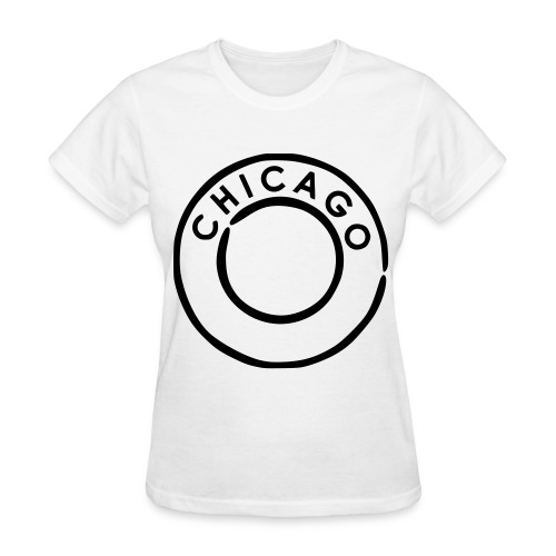 Chicago Circle - Women's T-Shirt
