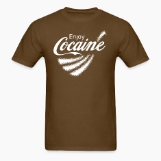 Enjoy Cocaine v2 T-Shirts