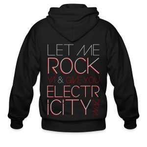 [2PM] Give You Electricity - Men's Zip Hoodie