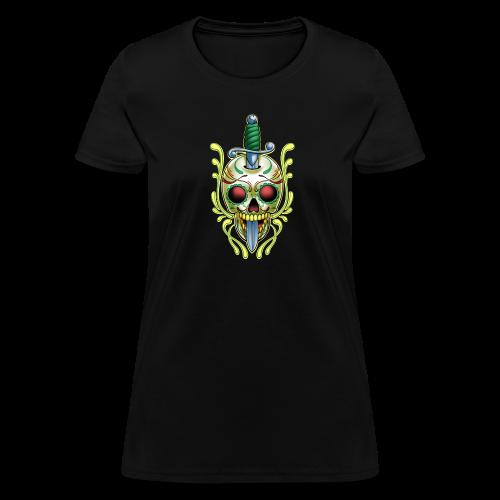 C-119 DoD Skull w/Sword Women's T - Women's T-Shirt