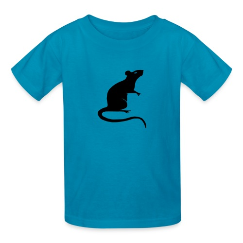 t-shirt rat rats duo ratty mouse mice animal - Kids' T-Shirt