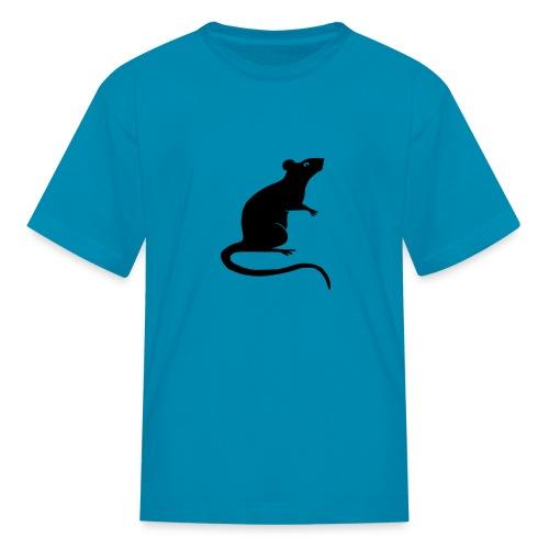 t-shirt rat rats duo ratty mouse mice animal - Kids' T-Shirt
