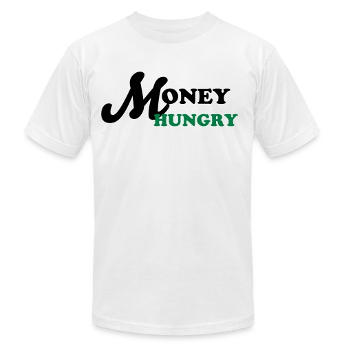 Money Hungry By Money & Music - Men's  Jersey T-Shirt