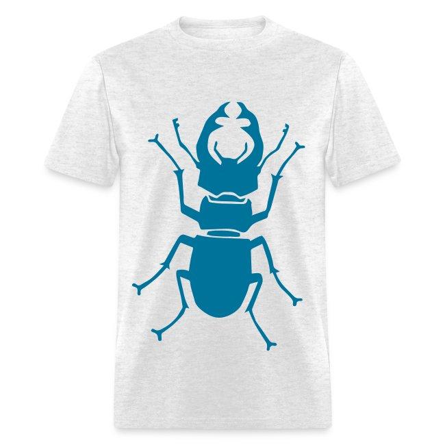 t-shirt stag beetle deer moose elk antler antlers insect stag night bachelor party