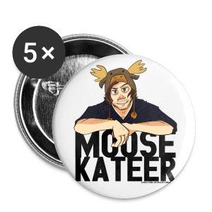 Jared Padalecki [Moosekateer] (DESIGN BY KARINA) - Large Buttons
