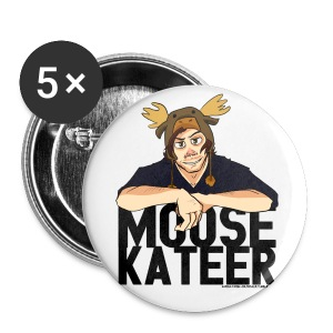 Jared Padalecki [Moosekateer] (DESIGN BY KARINA) - Large Buttons