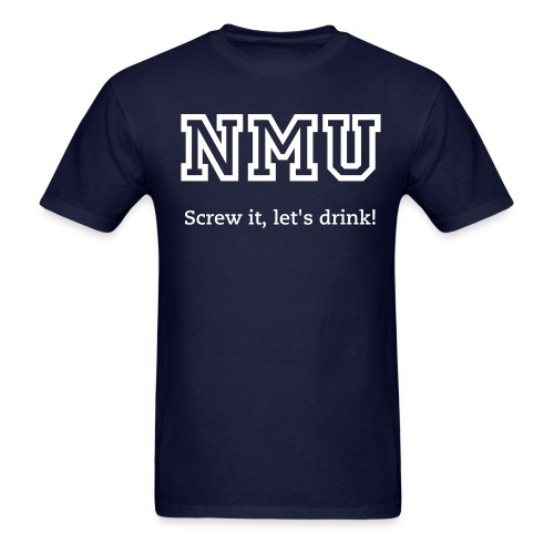 NMU - Men's T-Shirt