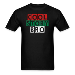Men Cool Story Bro T Shirt - Men's T-Shirt