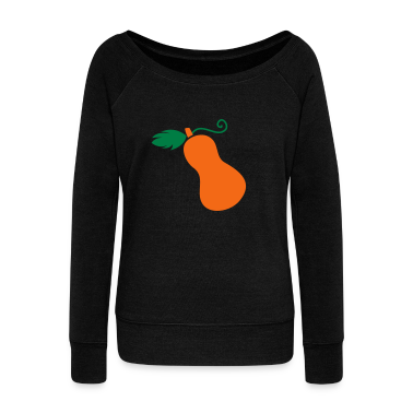 a butternut pumpkin Long Sleeve Shirts