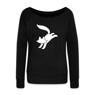 jumping cat Long Sleeve Shirts