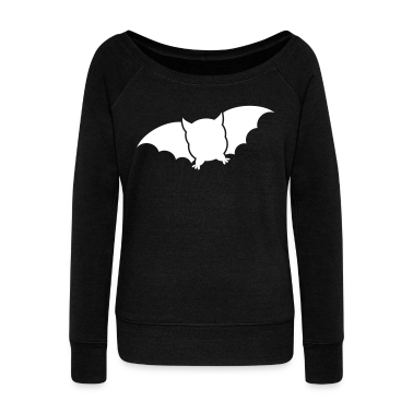cute fat bat Long Sleeve Shirts