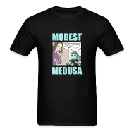 T-Shirts ~ Men's T-Shirt ~ Medusa has discovered the truth!