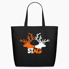 STAG double stag two reindeer  Bags