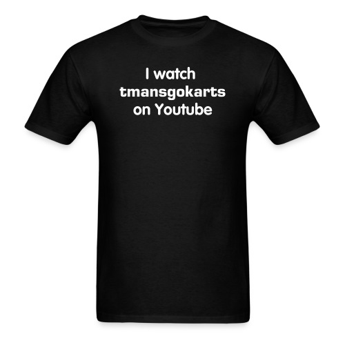 I watch - Men's T-Shirt