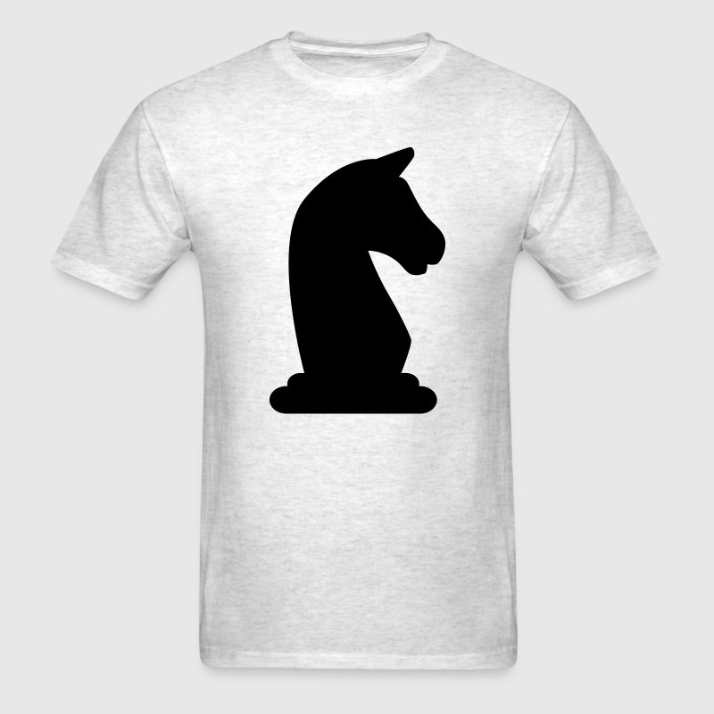 Chess Knight ( Vector Graphic ) - Men's T-Shirt