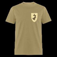 T-Shirts ~ Men's T-Shirt ~ WW Fauna (front & back)