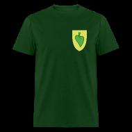 T-Shirts ~ Men's T-Shirt ~ WW flora (front & back)