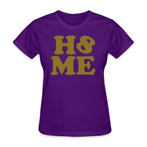 LOO Hate Me - Women's T-Shirt