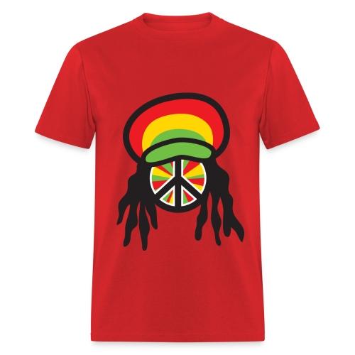 Rasta - Men's T-Shirt
