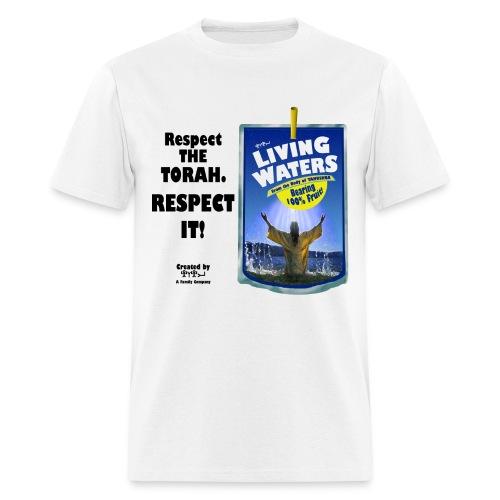 LIVING WATERS of YAHUSHUA! - Men's T-Shirt