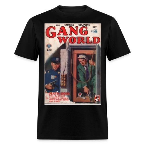 Gang World Pulp Cover - Men's T-Shirt