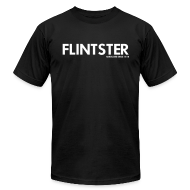 T-Shirts ~ Men's T-Shirt by American Apparel ~ Flintster