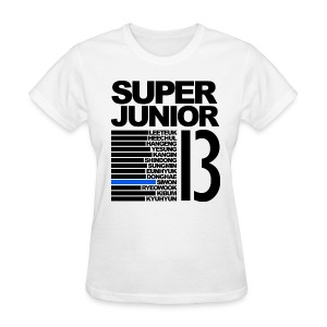Super Junior BIAS Siwon - Women's T-Shirt