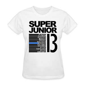 Super Junior BIAS Sungmin - Women's T-Shirt