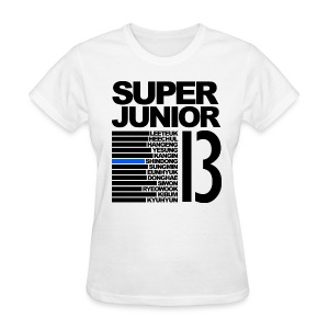 Super Junior BIAS Shindong - Women's T-Shirt