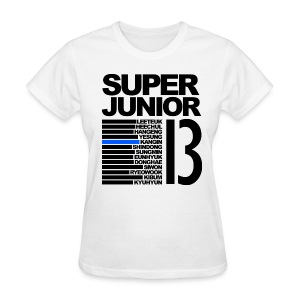 Super Junior BIAS Kangin - Women's T-Shirt