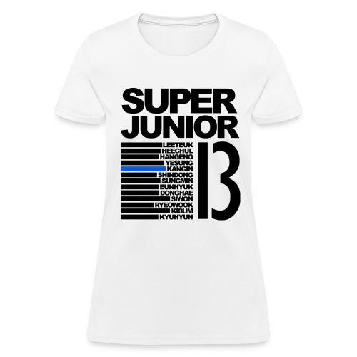Super Junior BIAS Kangin - Women's T-Shirt
