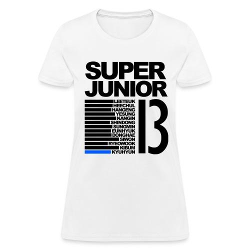 Super Junior BIAS Kyuhyun - Women's T-Shirt